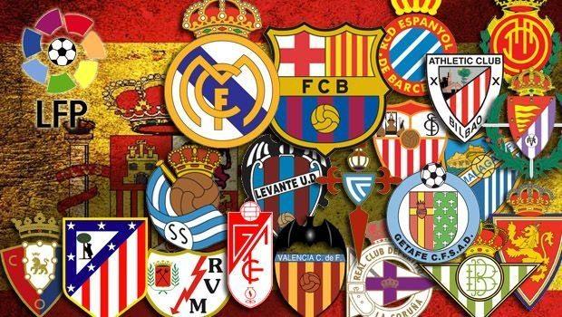Primera Division, etapa a 18-a: Real, Barca si Atletico, favorite certe!