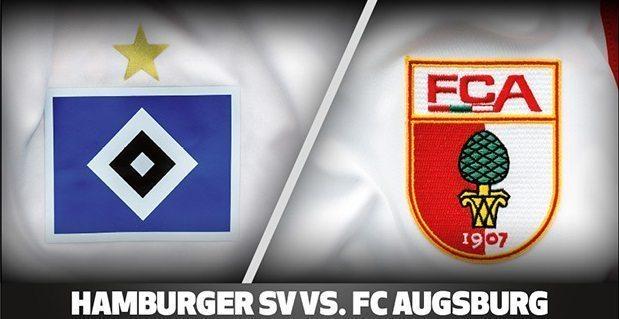 fc augsburg hamburger sv