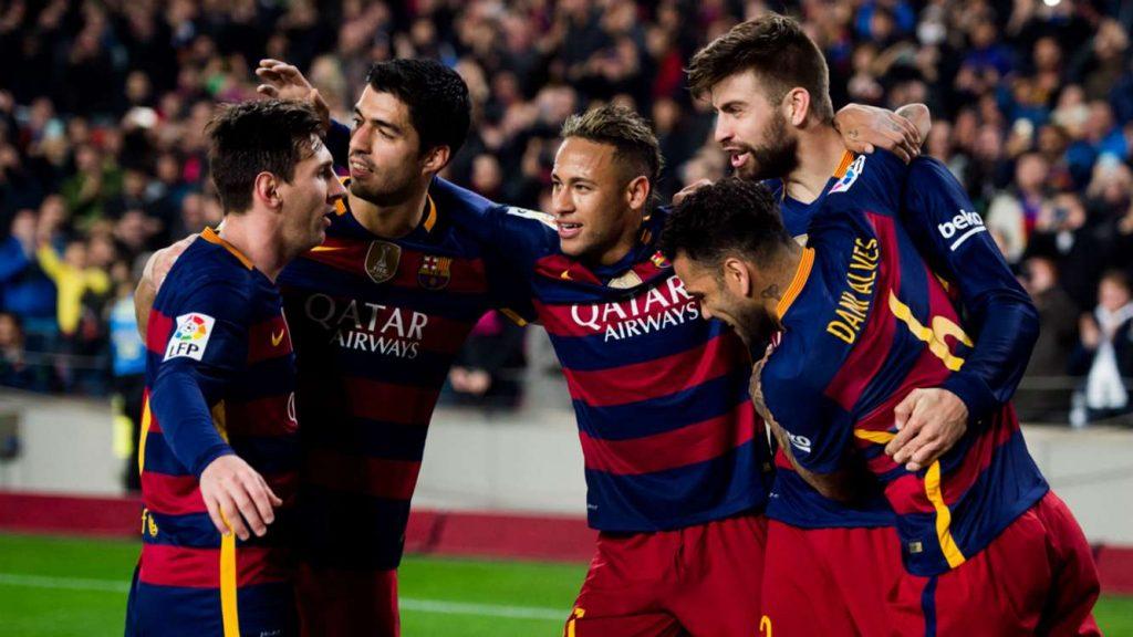 Vallecano vs Barcelona