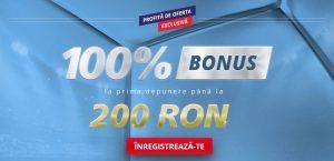 Oferta senzationala: Ai 200 lei de pariat de la Sportingbet!