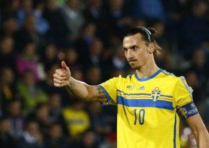 Revine Zlatan? Ibrahimovici are cota 4 pentru un singur minut jucat la Mondiale + VIDEO: Cel mai tare gol din cariera varfului »»