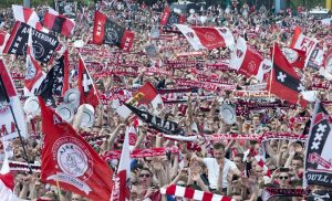 05-05-2013 Ajax - Willem II in De ArenA.