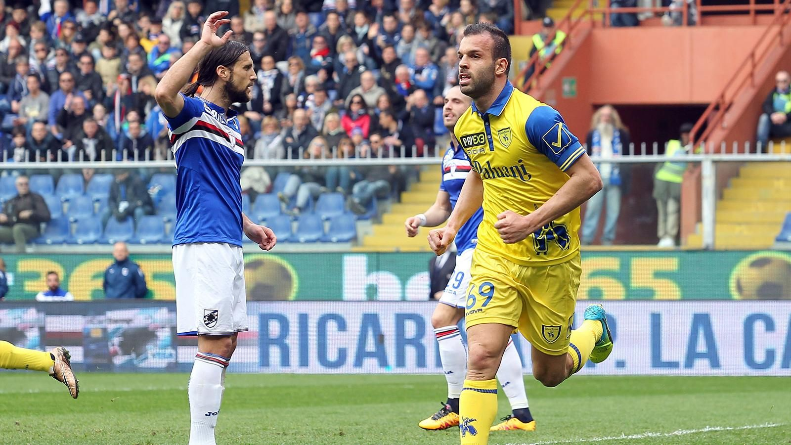chievo-sampdoria - photo #36