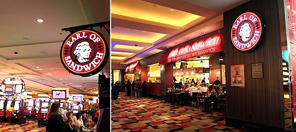 cazino earl of sandwich
