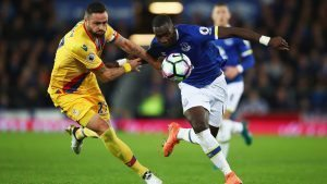 Everton v Crystal Palace - Premier League