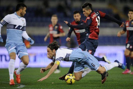 Lazio Genoa Cupa Italiei
