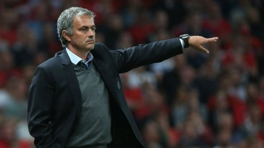mourinho man manchester reading