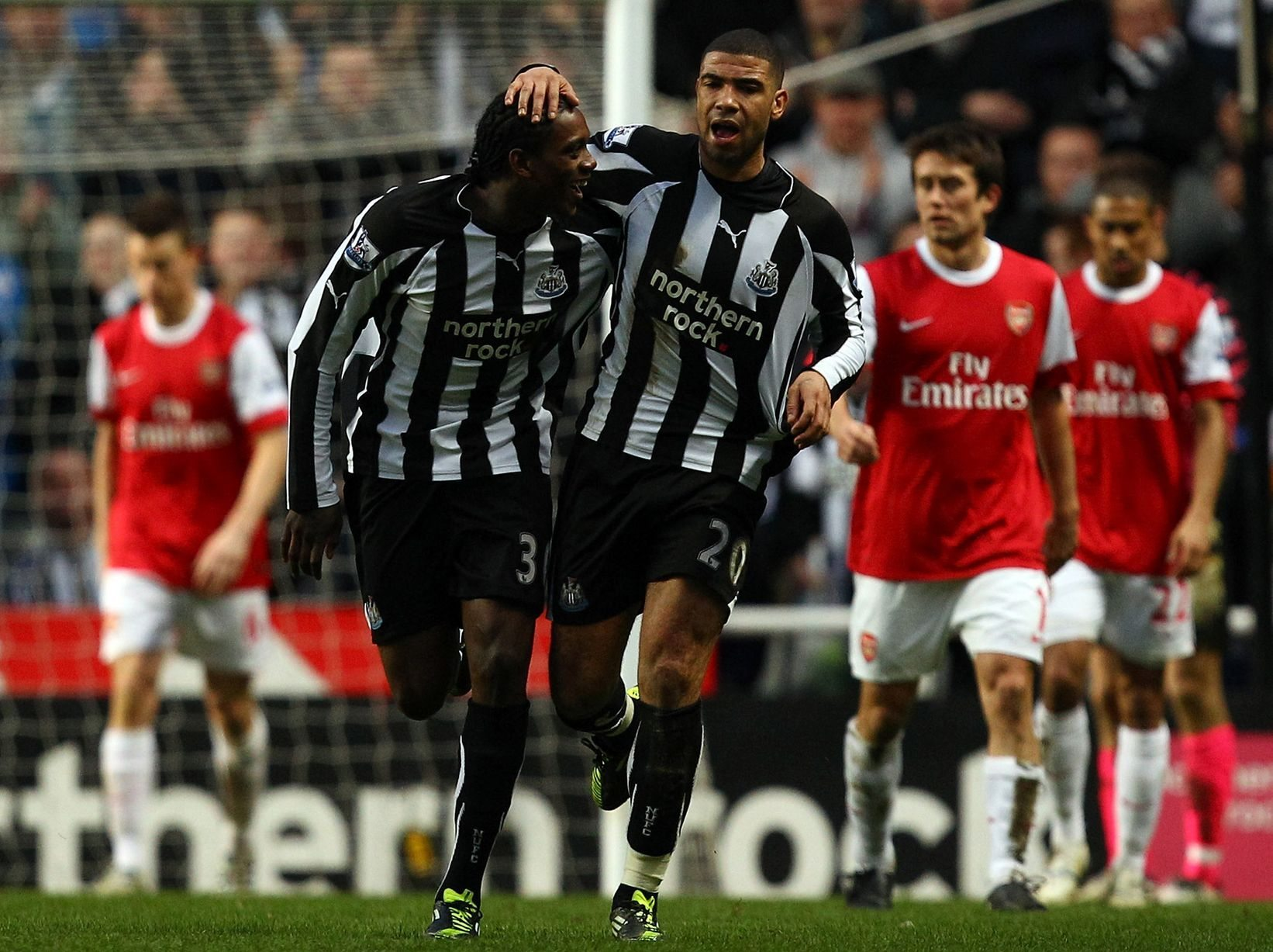 newcastle mot arsenal