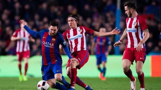 Atletico Madrid - Barcelona
