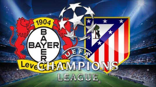 Leverkusen - Atletico Madrid