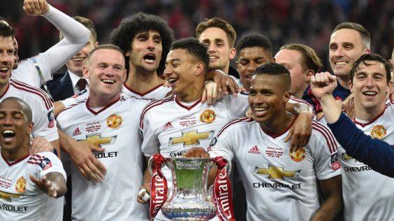 man united cupa fa