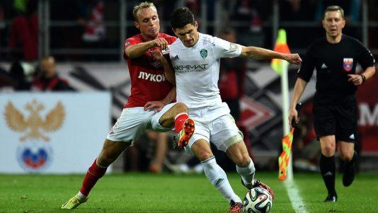 FC Spartak Moscow v FC Terek Grozny - Russian Premier League