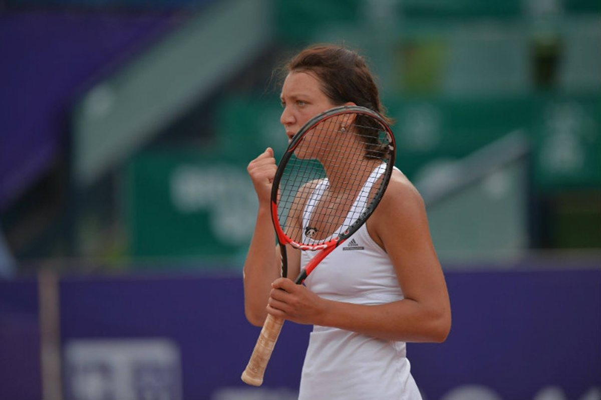 Patricia Maria Tig books place in Baku Cup final | Tennis ...