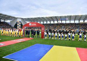 Echipa nationala a Romaniei, echipa nationala a Insulelor Feroe