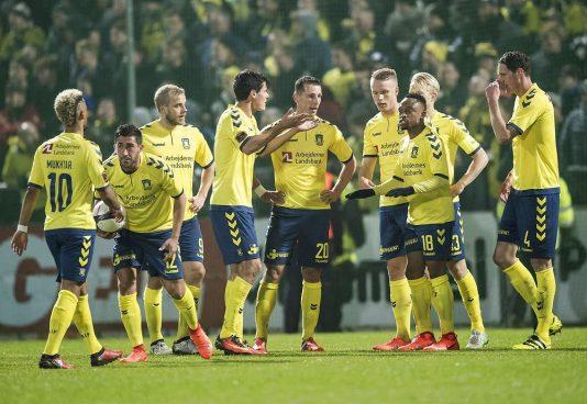 Alka Superliga 26.02.2017 - Sønderjydske - Brøndby