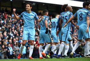Manchester City – Everton, cel mai recomandat meci pentru pariurile pe GOLURI!
