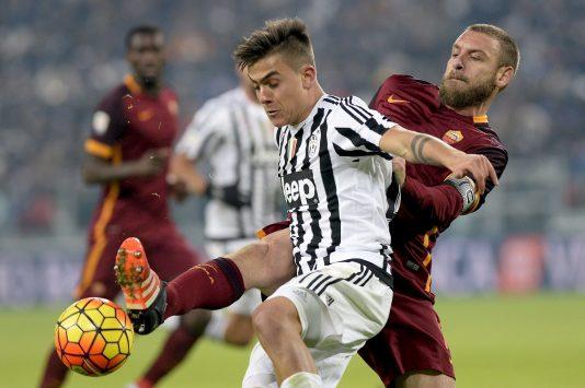 juventus as roma Serie A