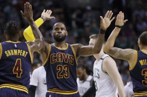 Boston Celtics - Cleveland Cavaliers