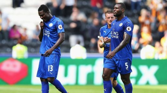 leicester defeat