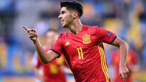 ASENJO SPANIA U21