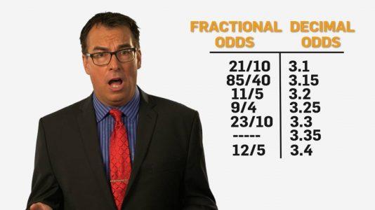 fractional decimal