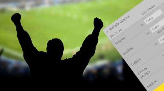 Tipuri de bilete în pariurile online