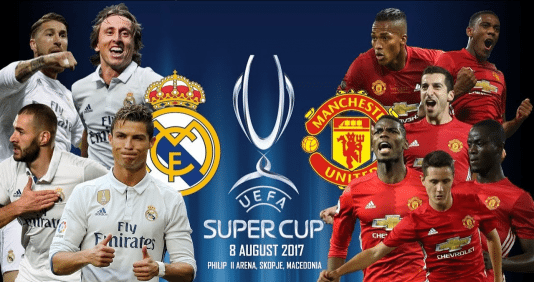 Real Madrid - Manchester United