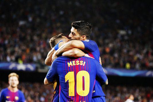 FC Barcelona - Olympiakos