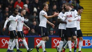 tottenham kane premier league
