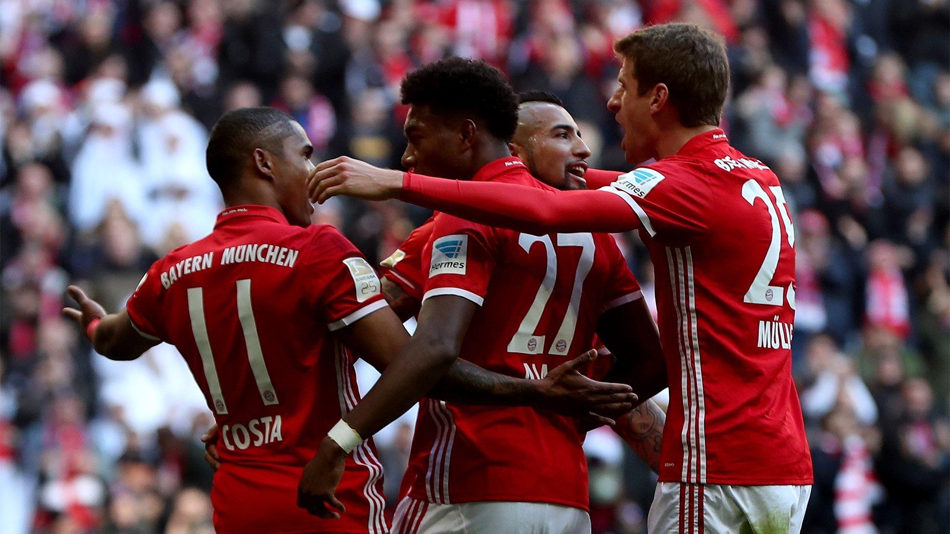 Pariul serii » Spectacolul din Hamburg – Bayern la o cota de 1.58!