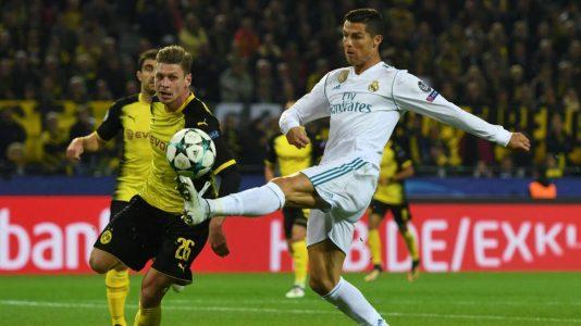 Real Madrid - Dortmund