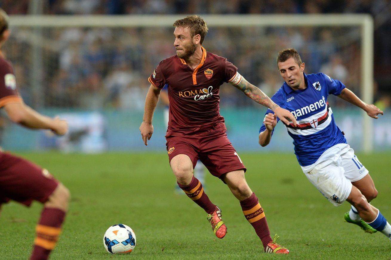 "Sampdoria – AS Roma» Miercuri seara e SPECTACOL pe ""Luigi Ferraris"" | Am pregatit doua cote ..."