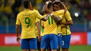 Rusia - Brazilia
