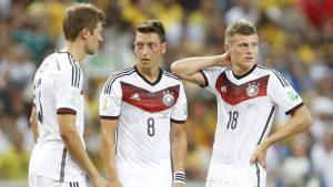Germania – Spania: Potentialele finaliste din Rusia se intalnesc la Dusseldorf
