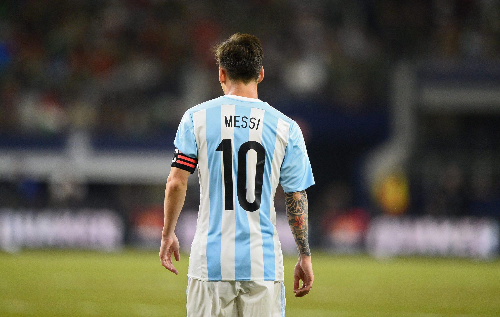Argentina - Haiti