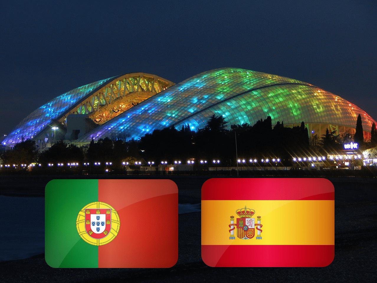 Portugalia - Spania