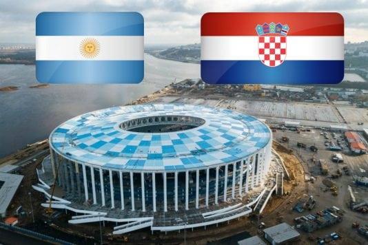 argentina - croatia