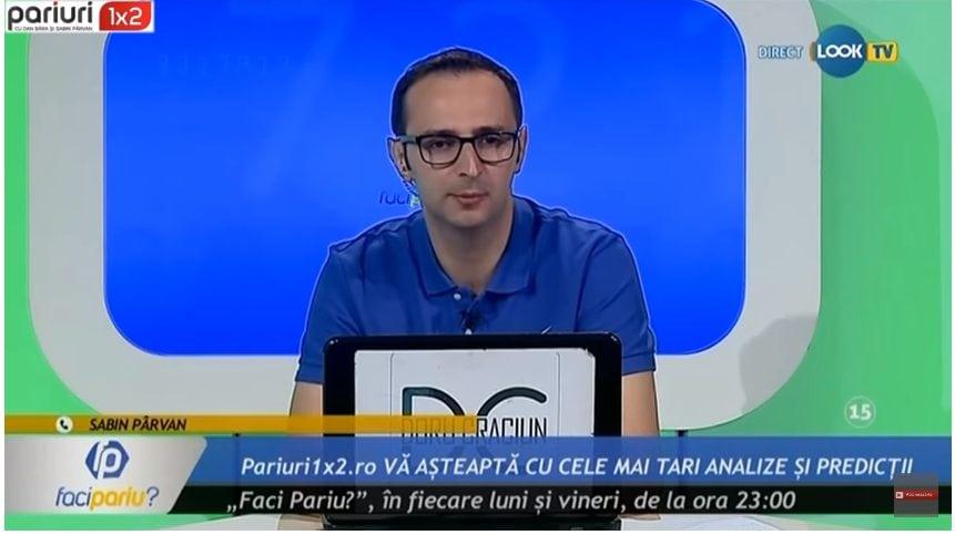 UNIC IN ROMANIA: Un weekend, 57 de PRONOSTICURI: Pachet selectat de Sabin Pirvan si redactia PARIURI1X2.RO!