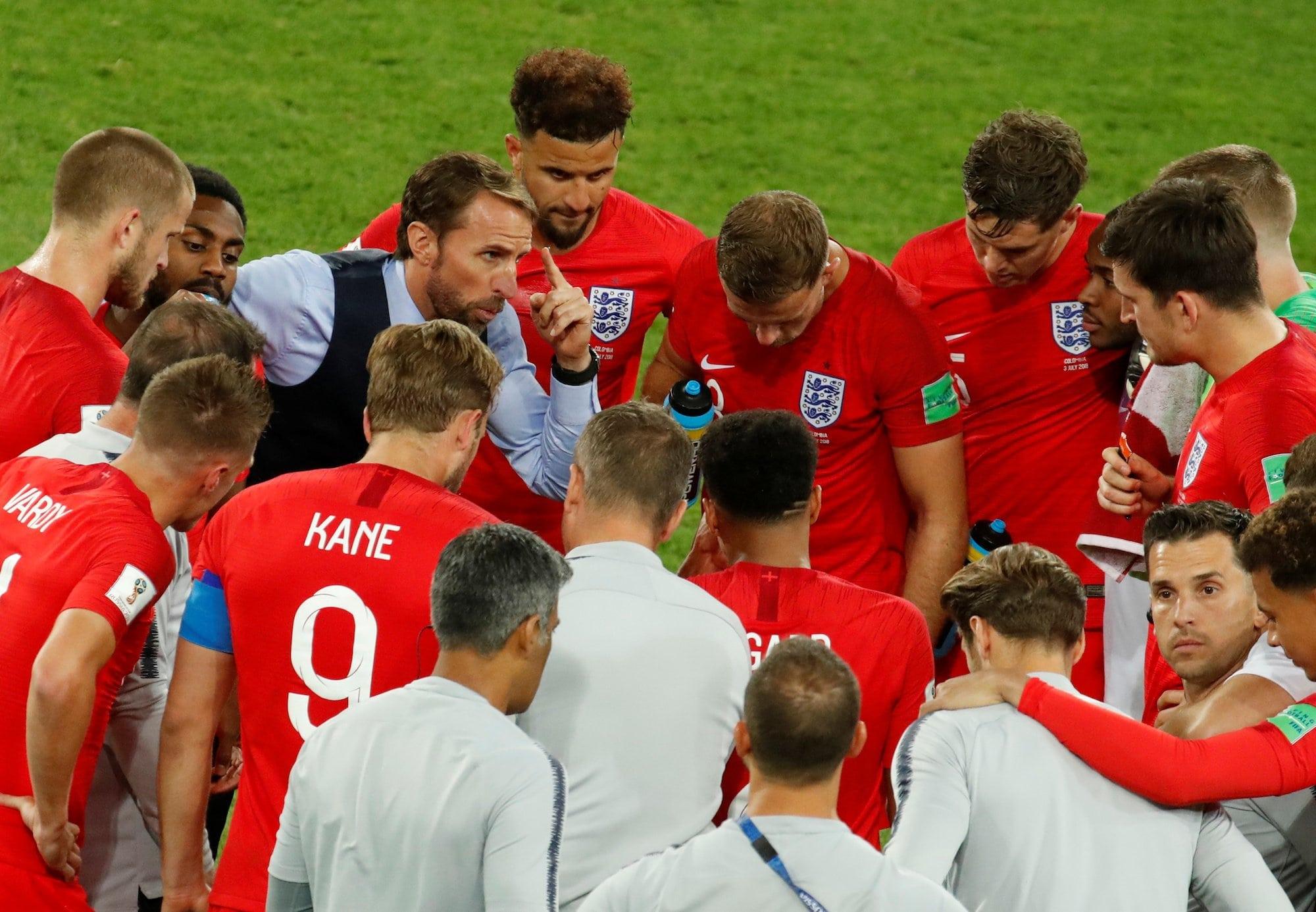 Croatia - Anglia