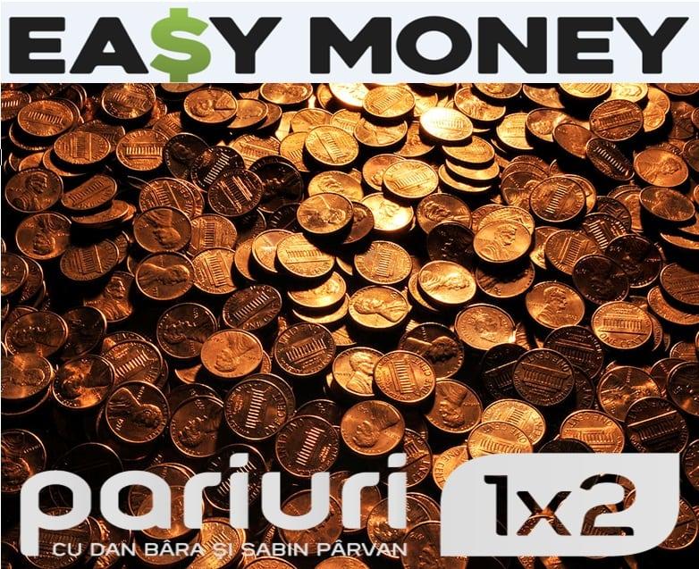 Easy Money >>> Pornim din nou la drum | Facem primul pas catre tinta propusa: 1000 de lei!