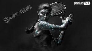Bilet tenis: Ne dublam investitia cu ajutorul campioanei de la US Open!