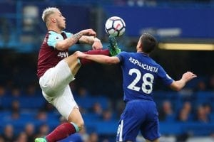 West Ham – Chelsea: cota 1.91 pentru un meci cu un singur deznodamant! Pellegrini are mari probleme in atac