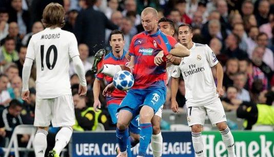 Plzen - Real Madrid