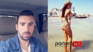 GALERIE FOTO: Fostul campion al Romaniei, Dacian Varga, si-a BATUT fosta iubita la Targul de Craciun!