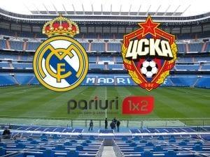 """Real Madrid – TSKA Moscova: Numarul cartonaselor acordate ne poate aduce PROFIT in duelul de pe """"Santiago Bernabeu""""!"""