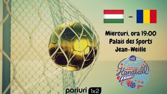 Ungaria – Romania: Un meci cat o calificare | Mizam simplu si eficient in meciul zilei de la CE!