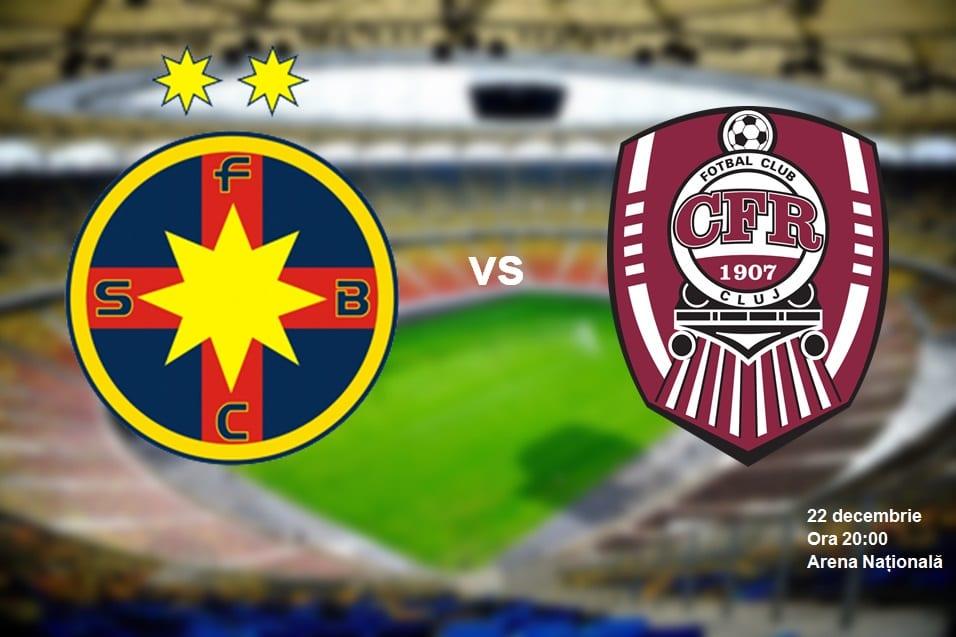LIVETEXT FCSB - CFR Cluj  |Fcsb- Cfr Cluj