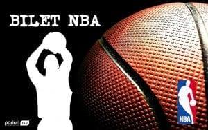 Bilet NBA: Joi dimineata ne dublam investitia cu ajutorul variantelor pe handicapuri!
