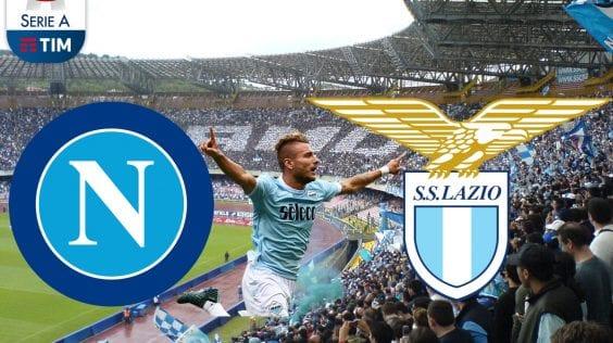 """Napoli – Lazio» Randament slab pentru """"biancocelesti"""" in fata echipelor de top din Serie A   Pariem pe goluri in derby-ul etapei din Italia!"""
