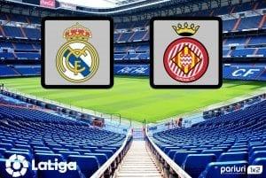 Real Madrid – Girona: Oaspetii sunt victime sigure pe Santiago Bernabeu!